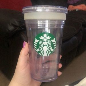 Double walled cup